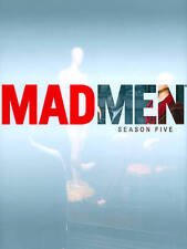 #10.0 LOT OF 18 MAD MEN Season Five Brand New DVD Sets FREE SHIPPING