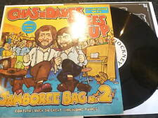 CHAS N DAVE - Knees up Jamboree Bag No 2 - 1983 UK Vinyl LP