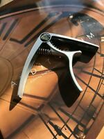 High Quality Aluminium Trigger Sprung Guitar Capo Acoustic Electric Free Style