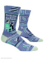 Men's Socks Funny RUDE Hilarious Gaming Joke Novelty Amusing Cheeky Gift Present