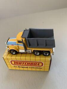 Matchbox Lesney Peterbilt Truck