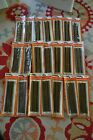 """Tyco HO Scale Track #917 9"""" Straight Track - Lot of 38 - NEW"""