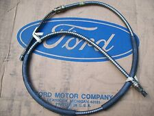 GENUINE NOS 1984 FORD RANGER LH REAR PARKING BRAKE CABLE DRIVER'S SIDE