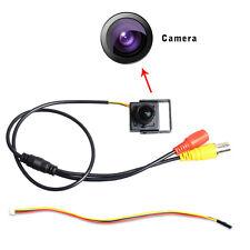 Mini HD 700TVL 170° Wide Angle CCTV FVP Security Camera Kameras IR Night Vision