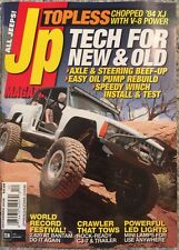 JP Magazine Tech For New And Old Topless December 2015 FREE SHIPPING