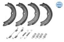 Handbrake Parking Brake Shoe Kit Meyle 014 533 0002/S Mercedes 639 420 02 20