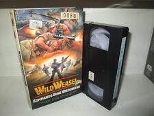 VHS - Wild Weasel - Kommando ohne Wiederkehr - Robert Mason - Geiselgasteig