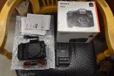 Sony Alpha a68 24.2MP Digital SLR Camera Black (Body Only W/ ACCESSORIES) FREE S