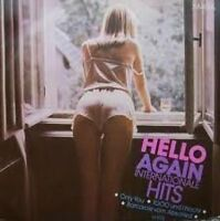 Hello again-International Hits (1985, AMIGA) Peter Ehrlicher, Maja Catrin.. [LP]