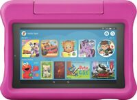 """🔥  NEW Amazon Fire 7 Kids Edition Tablet 7"""" 16 GB Pink 2019 9th Gen🔥"""