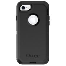OtterBox Defender für iPhone 7/8, schwarz