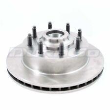 Disc Brake Rotor and Hub Assembly Front Parts Master 125784