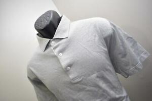 Peter Millar Golf Polo Striped Short Sleeve Athletic Golf Shirt Mens Size Medium