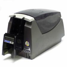 Datacard CP40 Plus CP40CUSBSC347 Plastic Card Printer w/ Smart Card USB (AS/IS)