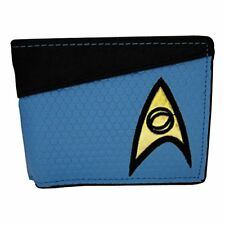 Bioworld Merchandising Star Trek - Bifold Blue Science Logo (portafoglio) Mercha
