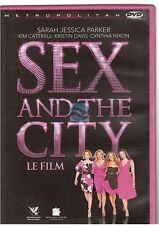 DVD SEX AND THE CITY - le film sarah jessica parker kim cattrall kristin davis