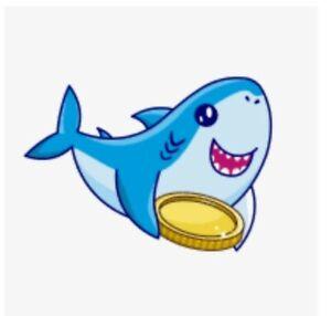 25,000,000 BabyShark Token (25Million SHARK)