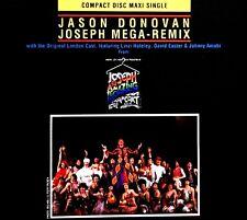 Joseph Mega-Remix [Single] by Jason Donavan (CD) RARE!!