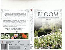 Bloom-A Guide To British Garden Plants-Series One-[180 Minutes]-Garden-DVD