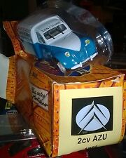 NOREV HACHETTE CITROEN 2CV AZU BASSIN DE VICHY ST Yorre Neuf + coque +Boite