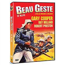Beau Geste (1939) William A. Wellman, Gary Cooper / DVD, NEW