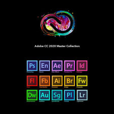 Master Collection - Creative Cloud 2020-2021 - All Apps Full Lifetime Best Offer