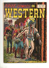 Prize Comics Western #94 HIGH GRADE VF+ 8.5 1952!!! Severin / Elder Cover & Art!