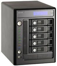 QNAP-NAS TS-509 Pro mit 5x1,5 TB