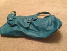Ladies Shoulder Bag - Turquoise in Colour
