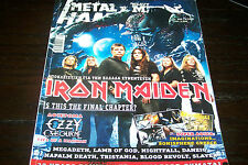 METAL HAMMER MAGAZINE 9/2010 IRON MAIDEN JUDAS PRIEST 20 YEARS PAINKILLER