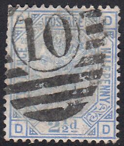 CA30. 1880 SG. 142 Pl. 20. Cat £55.00