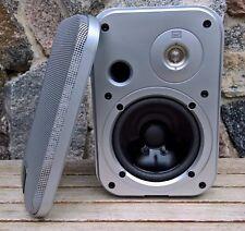 JBL Control One * robuster 2-Wege Lautsprecher 2-Wege Studio Monitor * silber