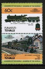 Funafuti - Tuvalu 1984 Railway Heritage Train 60c Series 1 MNH UMM