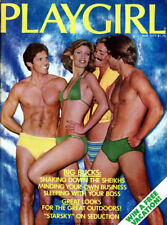 PLAYGIRL May 1977 STARSKY & HUTCH Jethro Tull PAUL MICHAEL GLASER Steve Landen