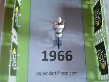 FIGURINE CYCLISTE - CYCLIST FIGURE - 1966 - COF - PEUGEOT - BP - MICHELIN