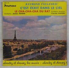 Tour Eiffell 45 tours Raymond Falgayrac