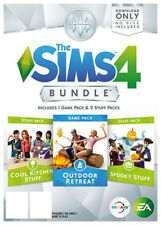 The Sims 4 Bundle 2 Outdoor Retreat Add on Download Code Only for PC Aus