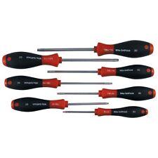 Wiha 36298 Screwdrivers, Torx, Tamper Resistant, 7 Piece