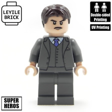 LEYILE BRICK Custom Howard Stark Lego Minifigure
