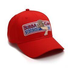 1994 BUBBA GUMP SHRIMP CO. Baseball Cap Embroidered Hat Forrest Gump Costume New