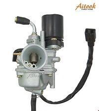 Carburetor Carb For POLARIS 90 SCRAMBLER 90cc Quad ATV Electric chock