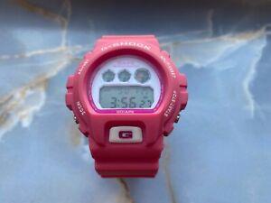 CASIO G-SHOCK A BATHING APE Limited Edition BAPE Pink Men's Watch