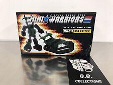 Transformers iGear Mini Warriors MW-01B M.A.N.A.T.E.E. ( Seaspray ) New Sealed