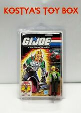 GI Joe PSYCHE-OUT 1987 MOC MOSC Hasbro New Vintage Factory Sealed Action Figure