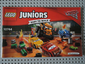 LEGO Bauanleitung / Instruction Juniors 10744