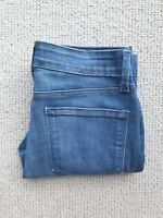 NYDJ Not Your Daughter's Jeans Size US 0 (AUS 6-8) Blue Denim Skinny Jeans