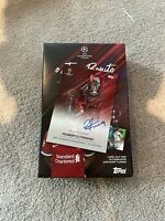 Roberto Firmino On Card Autograph Liverpool Topps O Jogo Bonito Auto Champions