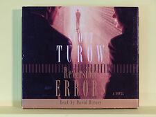 Reversible Errors by Scott Turow (2002, CD, Abridged)