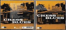 CD 25T CHESS BLUES THE BLUES BO DIDDLEY/McCRACKLIN/MUDDY WATERS/WILLIE DIXON...