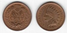 USA UNITED STATES – RARE 1 CENT BRONZE COIN 1900 YEAR INDIAN HEAD KM#90a